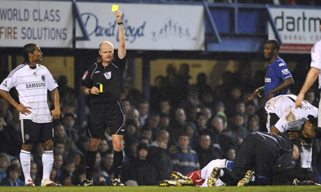 Forget Mancini v Moyes, there were other incidents at Eastlands during Manchester Citys defeat to Everton