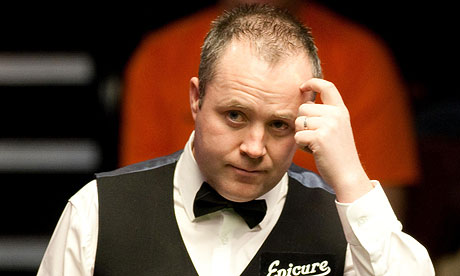john higgins senior. John Higgins said he was