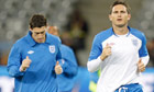 Gareth Barry, Frank Lampard