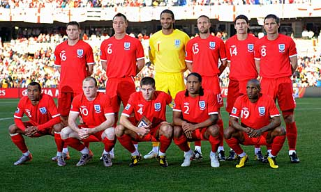england football team  love