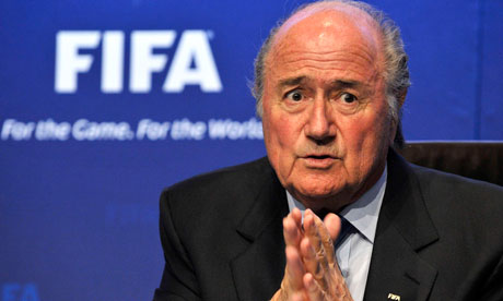The 81-year old son of father (?) and mother(?), 170 cm tall Sepp Blatter in 2017 photo