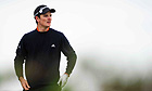 Justin Rose, one of five Englishman in the world top-20, during a practice session at St Andrews