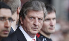 Liverpool's Roy Hodgson hopes his team can improve their away form against Manchester City tonight.
