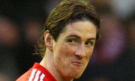 Fernando Torres, Liverpool v Everton