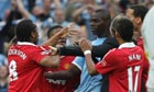 Manchester City v Manchester United - FA Cup semi-final
