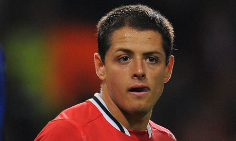 Javier Hernandez: I pondered retirement before Manchester United move