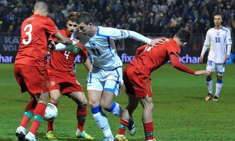 Bồ Đào Nha vs Bosnia