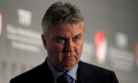 Guus Hiddink hints at interest in Chelsea return after Turkey exit