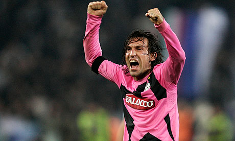 Juventuss Andrea Pirlo is still key with or without a wounded knee