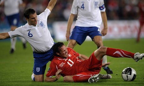 Phil Jagielka faces toe injection as John Terry waits in England wings