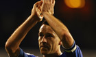John Terry, Tottenham Hotspur v Chelsea