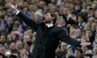 Chelsea's manager, André Villas-Boas, launched an attack on his side's critics