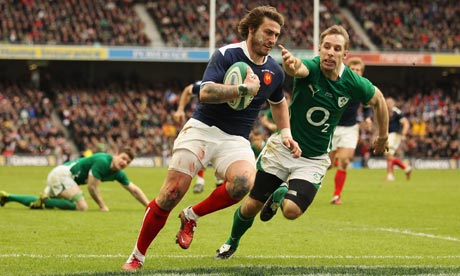 Maxime Medard, Ireland v France