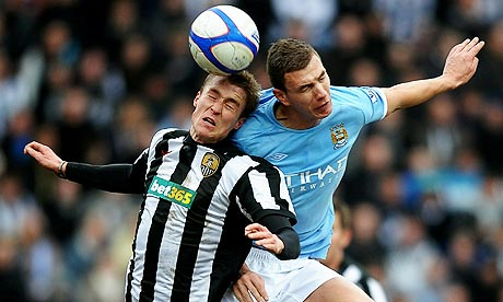 Notts County v Manchester City