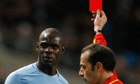 Mario Balotelli set to be dropped by Manchester City for Chelsea clash