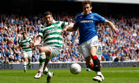 Rangers v Celtic, Scottish Premier League
