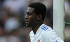 Emmanuel Adebayor warns Real Madrid to be wary of Peter Crouch