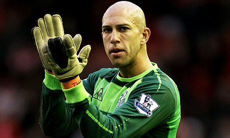 TIM HOWARD remains positive despite season of 'what ifs' for ...