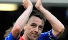 John Terry, Chelsea v Tottenham