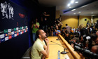 Barcelona coach Pep Guardiola said his club has contigency plans in the event of travel disruption