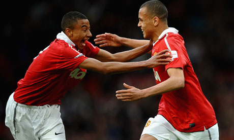 Manchester United v Sheffield United - FA Youth Cup