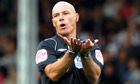 Howard Webb: For my money he is the best referee we have