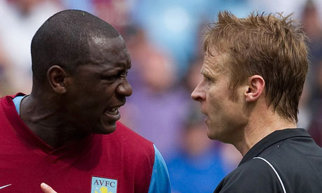 Emile Heskey, Aston Villa v Wigan Athletic