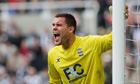 Birmingham City's Ben Foster may be loaned out to reduce the club's wage bill
