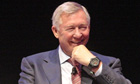 Manchester United's Sir Alex Ferguson dispels retirement talk – again