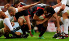 Toby Flood: England's lack of tries in loss to Wales was 'shameful'