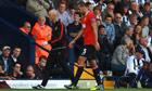 Rio Ferdinand, West Brom v Manchester United