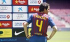 Barcelona's Cesc Fábregas leaves Arsenal with tears and €1m a year