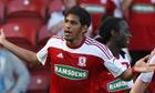Faris Haroun inspires Middlesbrough to win over Birmingham