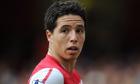 Samir Nasri misses Arsenal's Udinese tie after Arsène Wenger climbdown