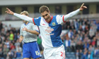 Rubén Rochina double helps Blackburn Rovers sink Sheffield Wednesday