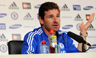André Villas-Boas wants clubs to back early closure of transfer window