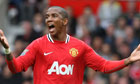 Ashley Young, Manchester United v Arsenal