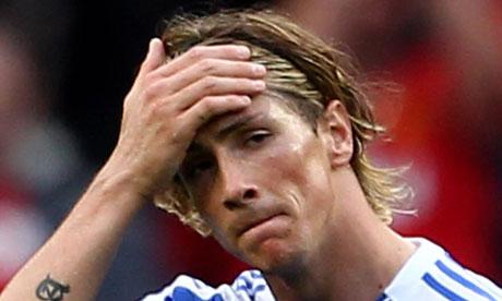 Fernando Torres, Manchester United v Chelsea