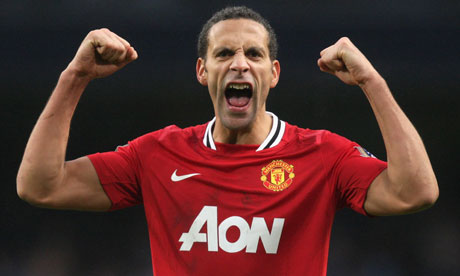 Rio Ferdinand sparks Manchester United fitness scare with tweet.