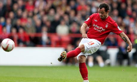 Andy Reid, Nottingham Forest v Cardiff