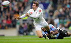 England v Fiji