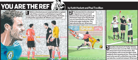You are the Ref - main picture