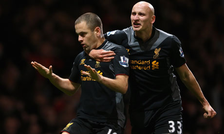 West Ham v Liverpool, Joe Cole