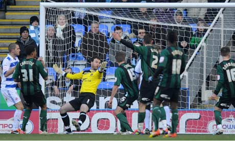 Reading v Coventry City