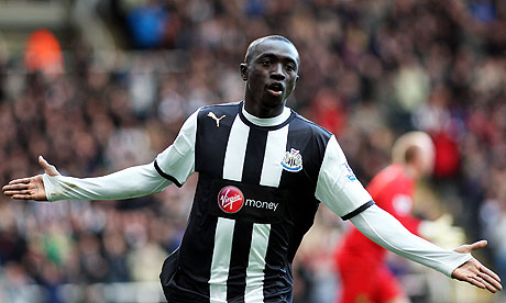 Papiss Cissé struck early in Newcastle United's defeat of Norwich City