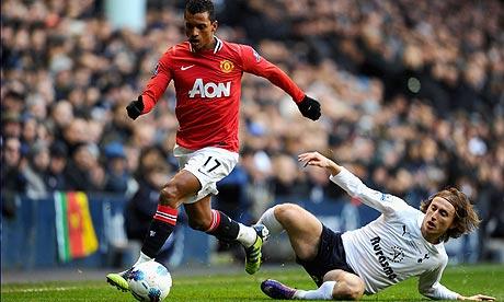 Tottenham Hotspur v Man Utd