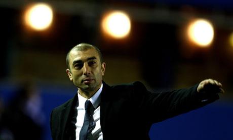 Internasional Liga Inggris  - Roberto Di Matteo hampir pasti menjadi manajer Chelsea