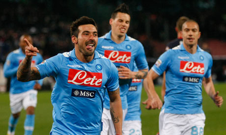 Napoli v Cagliari