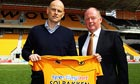 The Wolverhampton Wanderers chairman Steve Morgan suggests the arrival of Solbakken could be a cou