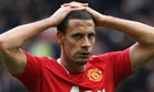 Rio Ferdinand has not been called up by Roy Hodgson to the England squad for Euro 2012